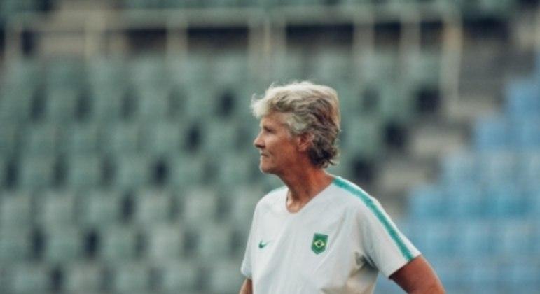 Pia Sundhage - Seleção Brasileira feminina