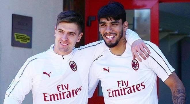 Piatek e Paquetá: Milan aposta em dupla de ataque para vencer clássico