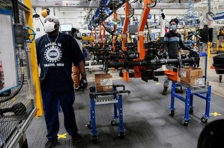PIB dos EUA bate recorde no terceiro trimestre de 2020