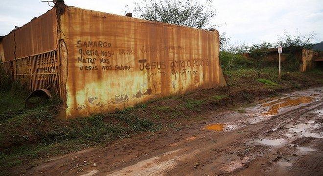 Barragem da Samarco, em Mariana (MG), não tinha qualquer equipamento de sirene para alerta em caso de rompimento