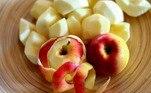 """""""Asfrutas devem ser oferecidas sem casca, caroço ou semente"""", completa"""