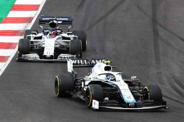 Pierre Gasly não fez boa largada, mas se recuperou e terminou o GP de Portugal na quinta colocação