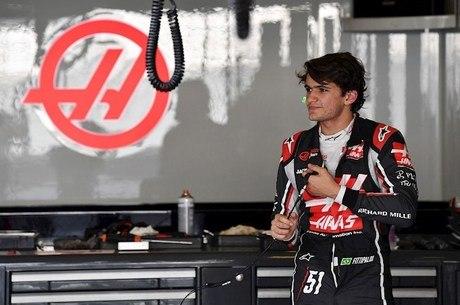 Pietro é neto de Emerson Fittipaldi