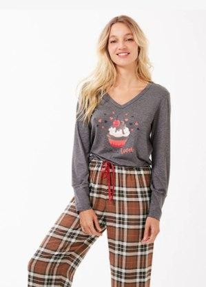 Pijamas para todas as estações e todos os estilos, você encontra na Riachuelo