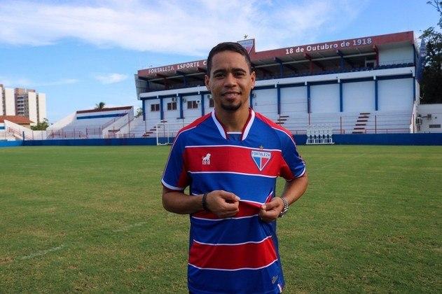 Yago Pikachu - Clubes: Fortaleza e Vasco - Pênaltis cobrados: 11 - Pênaltis convertidos: oito - Aproveitamento: 72,7%.