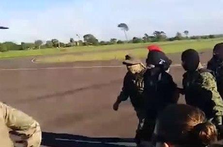 Em novembro, o traficante Marcelo Piloto foi extraditado