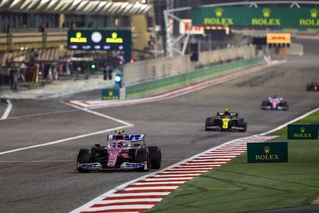 Piloto assumiu a liderança na volta 64 e não perdeu mais.