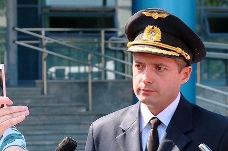 Piloto russo Yusupov rejeitou o título de herói