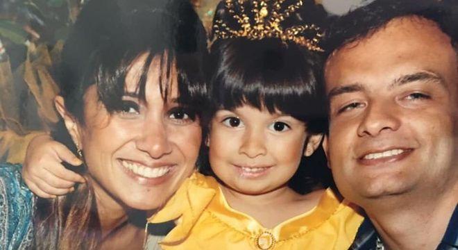 Piloto deixa uma filha, Yasmim, de 15 anos, do relacionamento com Luara