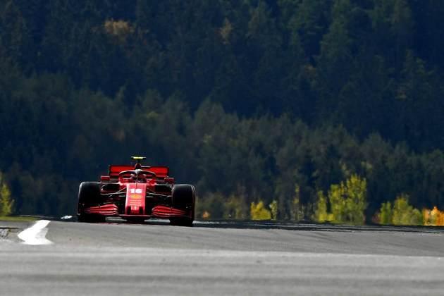 Piloto da Ferrari vive esperança de um possível terceiro pódio em 2020