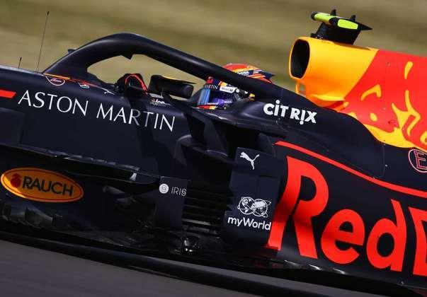 Piloto da Red Bull precisou se recuperar após punição