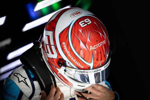 Piloto da Williams terá de largar do fundo do grid.