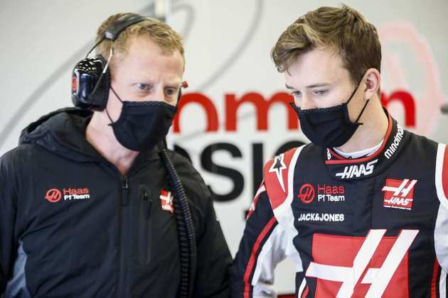 Piloto disputa o título da Fórmula 2 contra Mick Schumacher