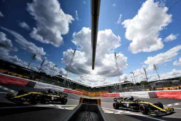 Piloto igualou seu melhor resultado pela Renault, que aconteceu em 2019 na Itália