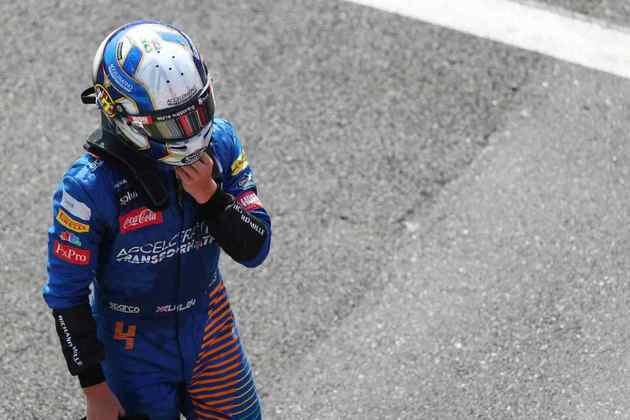 Piloto inglês segue no top-5 do campeonato, mesmo superado por Charles Leclerc