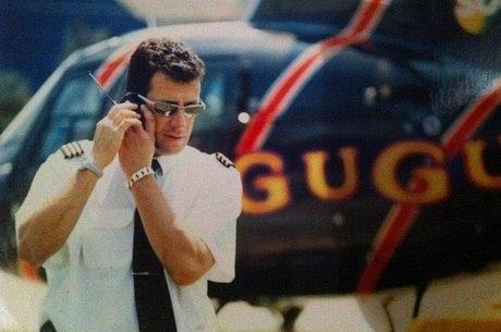 Rogério também morreu em acidente aéreo