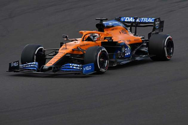 Piloto lamentou a falta de sorte que teve em Silverstone