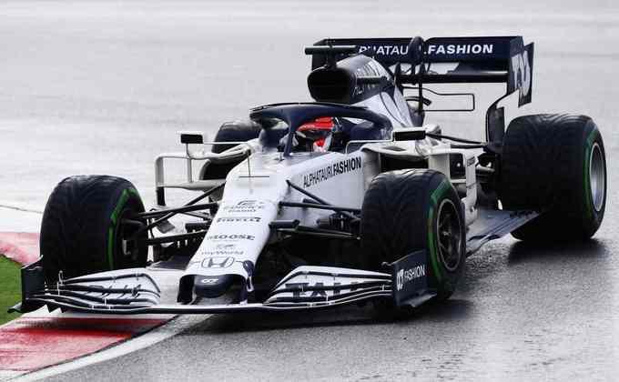 Piloto não repetiu bom desempenho do GP da Emília-Romanha.