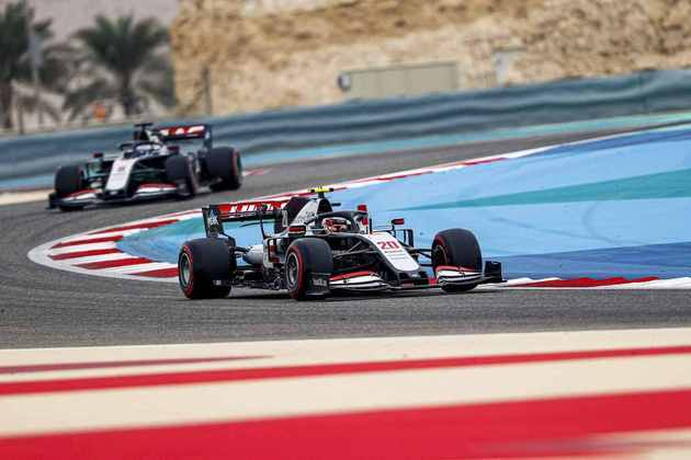 Piloto reconheceu que desempenho da Haas foi normal.