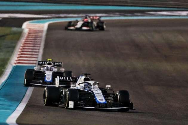 Piloto retornou à Williams depois de substituir Hamilton na Mercedes.