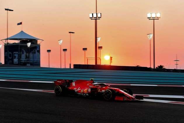 Piloto sofreu com estratégia ruim por parte da Ferrari e não se recuperou.