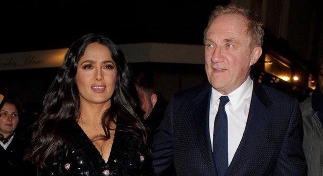 Marido da atriz Salma Hayek, François Henri Pinault doará verba para Notre-Dame