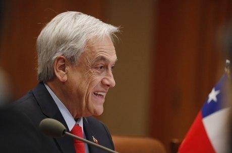Presidente do Chile Sebastián Piñera anuncia novas medidas