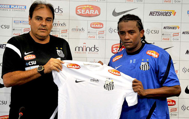 PINGA - O ex-jogador André Luciano da Silva vestiu a camisa do Internacional em 2006 e 2007.