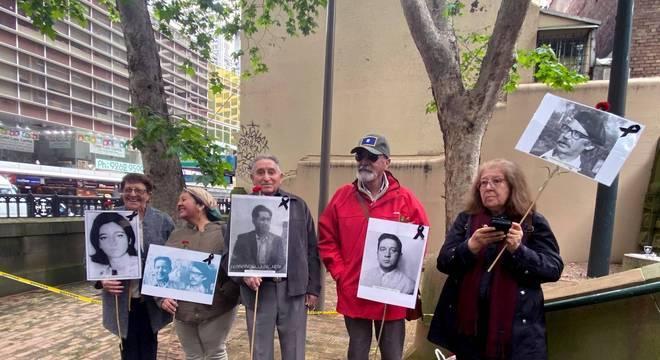 Ex-agente é acusada pelo sequestro de sete pessoas durante regime de Pinochet