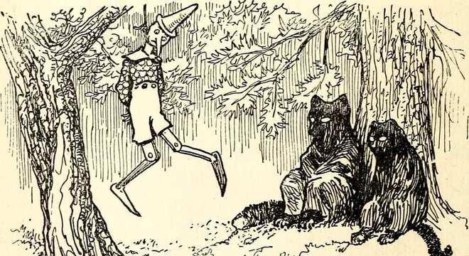 Pinóquio - a história sombria que deu origem ao conto de fadas
