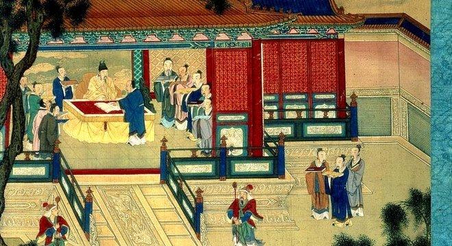 O sistema de harém chinês tentava maximizar a chance de um herdeiro