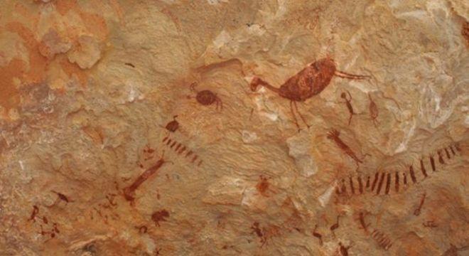 Parque Nacional da Serra da Capivara tem mais de 30 mil pinturas rupestres