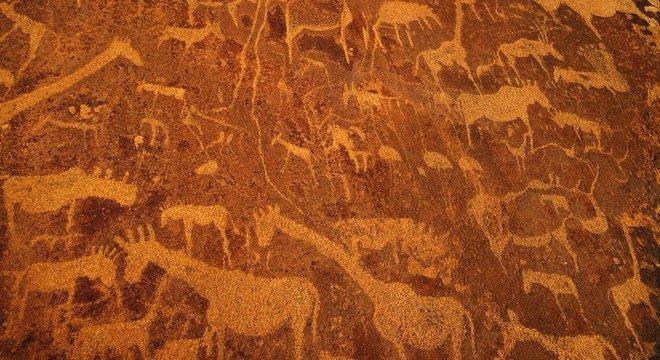 Twyfelfontein foi declarado Patrimônio Mundial da Humanidade em 2007