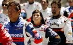 A norte-americana Danica Patrick é dona da única vitória de mulheres na Indy. Em 2008, ele venceu o Indy Japan 300 e em 2009 foi a primeira a conseguir subir no pódio das 500 Milhas de Indianápolis, uma das provas mais tradicionais do automobilismo