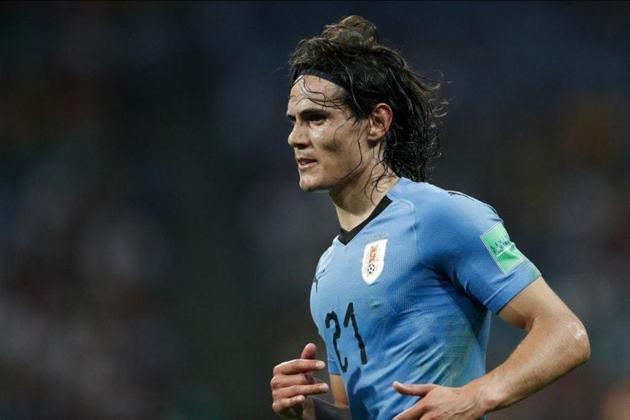 Pior para Cavani, que deu adeus com o Uruguai