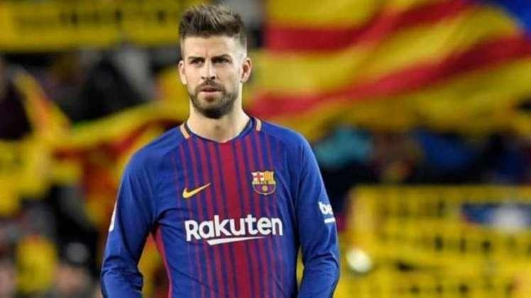 PIQUÉ - Formado no Barcelona, sua saída é das mais comentadas pela imprensa espanhola. Sobretudo depois da declaração que deu após o vexame dos 8 a 2 para o Bayern, de que estaria disposto a sair, se for para o bem do Barcelona.