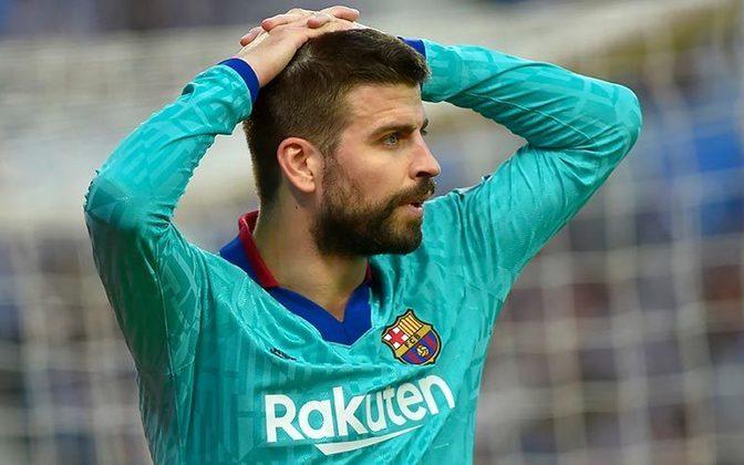 Piqué: Um dos maiores zagueiros da história do Barcelona, o defensor fez sucesso no Manchester United antes de ser recomprado pelo clube catalão