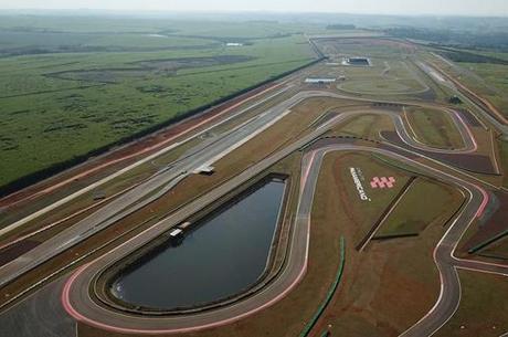 Novo circuito da Pirelli oferece uma variedade de pistas para testes