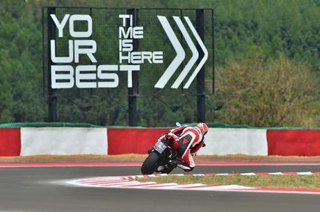 O novo circuito da Pirelli não deixou de fora a motocicleta, principal alternativa de mobilidade urbana no presente, sendo possível track days a treinamentos de pilotagem