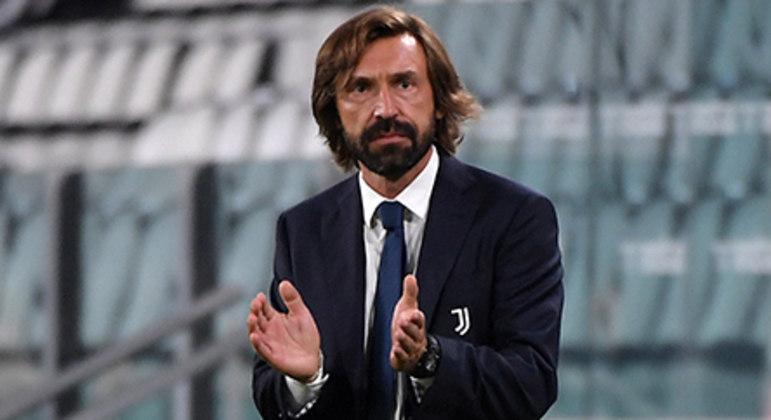 "Andrea Pirlo, o ""mister"" da Juventus"