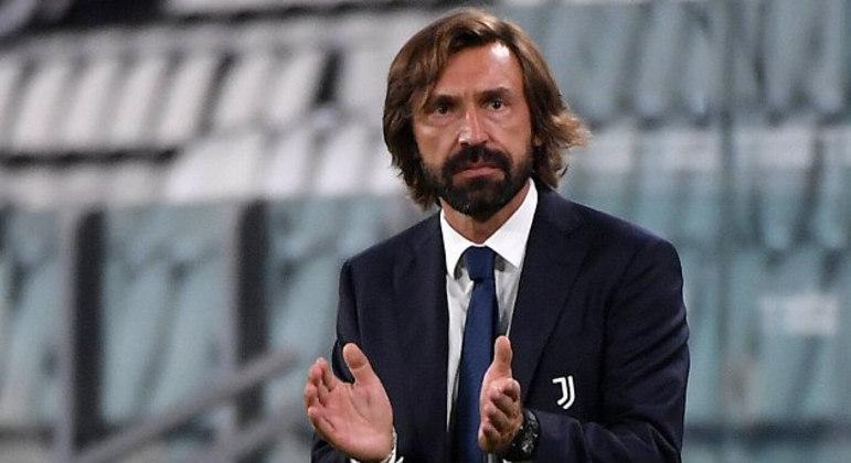 Andrea Pirlo, da Juventus