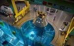 A piscina mais funda do mundo começou a ser construída na última quarta-feira (2) no condado de Cornualha, na Reino Unido*Estagiário do R7 sob supervisão de Pablo Marques