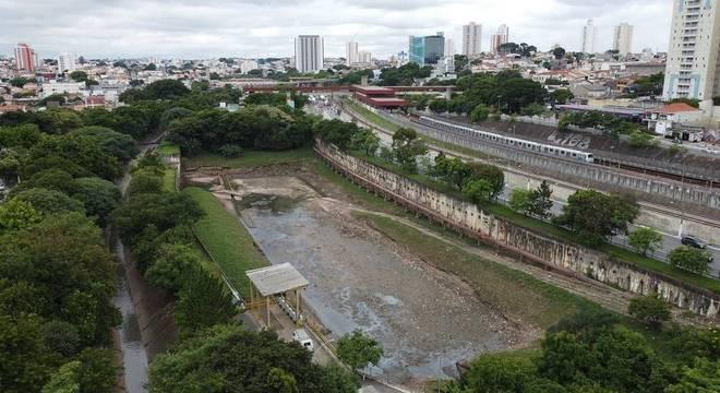Atualmente, cidade de São Paulo tem 32 piscinões; serão mais 5 até fim do ano