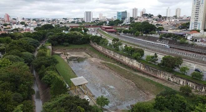 Prefeitura entregará, ao fim de 2020, 10 piscinões em quatro anos