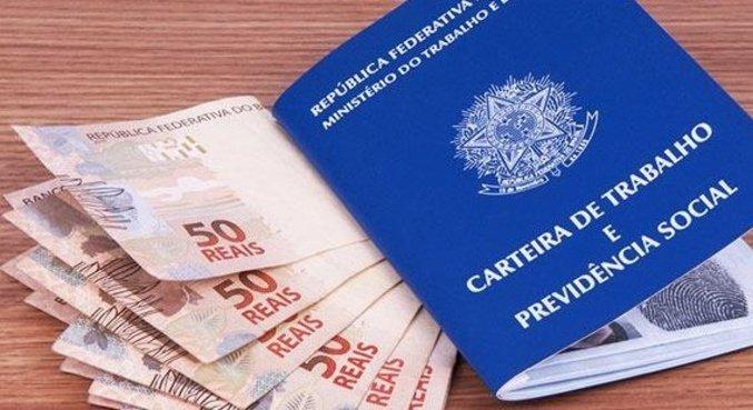 Piso salarial passou de R$ 1.045 para R$ 1.100 desde o início de janeiro