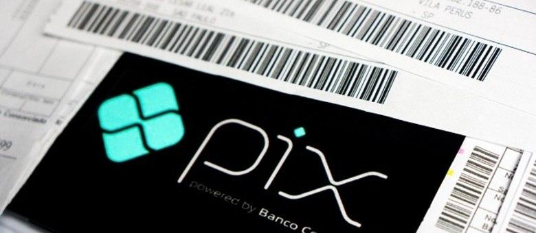O Pix foi criado pelo Banco Central
