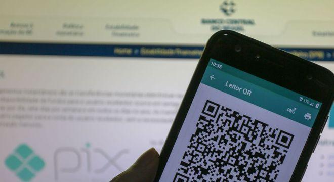 O Pix, que começa a funcionar em novembro, é  novo sistema de transferências