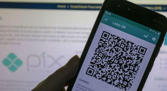 O sistema contará também com um pagamento via QR code