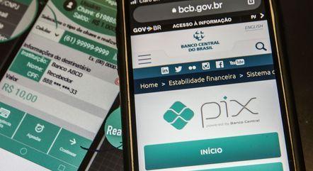 Pix é o sistema brasileiro de pagamentos instantâneos