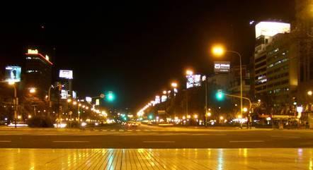 Buenos Aires à noite